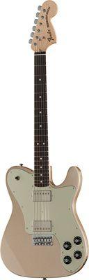 Fender Chris Shiflett Tele Deluxe RSG