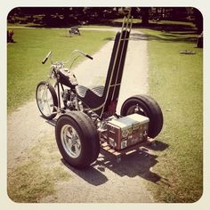 Scott Hall uploaded this image to 'HD Forum'. See the album on Photobucket. Harley Davidson Images, Harley Davidson Forum, Harley Davidson Trike, Classic Harley Davidson, Mini Motorbike, Motorcycle Gear, Antique Motorcycles, Trike Motorcycles, Old School Chopper