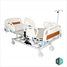 ICU Bed, Electric with ABS Panel and ABS Safety Rails Manufacturer Suppliers India