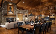 Millions of inspirations about dining room ideas ! Check now more interior design ideas at http://insplosion.com/