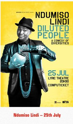 Ndumiso Lindi - Diluted People - 25th July 2015 www.whacked.co.za