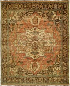 Shalom Brothers Jules Serapi JS-654 Rugs   Rugs Direct