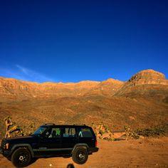 Desert #jeeptough