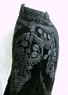 passementerie braid garment - Google-Suche