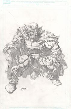 Etrigan the Demon Commission by David Finch/Search//Home/ Comic Art Community GALLERY OF COMIC ART