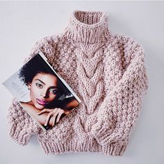 588 отметок «Нравится», 6 комментариев — Trendy Tricot (@trendy_tricot) в Instagram: «Perfect Ulla Johnson sweater by @theworkinggirl ✌ #tricot #knitting #knittersofinstagram…»