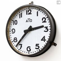 Wall clock?
