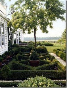 Gainesway Farm - Lexington, KY - Gardens