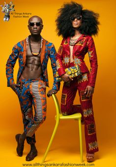 All Things Ankara Fashion Week 2015: Campaign Lookbook #1