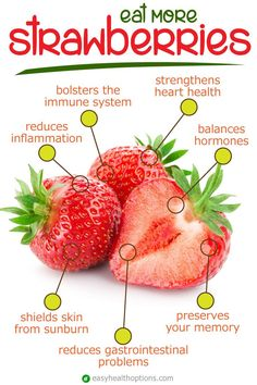 Besides being delightfully delicious, colorful and refreshing, organic strawberries are impressing researchers with their array of remarkable health benefits. Tomato Nutrition, Health And Nutrition, Health And Wellness, Nutrition Store, Mental Health, Health Fitness, Healthy Tips, Healthy Eating, Healthy Food