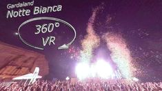 Gardaland 2019 Notte Bianca The Magic Night Fireworks VR Vr, Fireworks, Neon Signs, Magic, Make It Yourself, Night, Movie Posters, Film Poster, Billboard