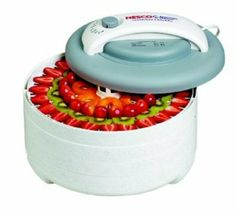Nesco American Harvest FD-61 Snackmaster Encore Dehydrator and Jerky Maker: Amazon.com: Kitchen & Dining $60.20
