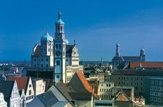 Augsburg - Where the Peace of Augsburg was signed in 1555, which allowed the legal division of Lutheranism and Catholicism in the HRE (Holy Roman Empire), which came to a head at the start of the Protestant Reformation in the early 16th century.