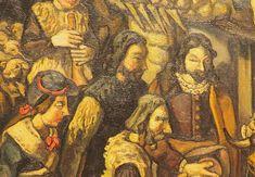 Detalle de Nacimiento infantil, José Gutiérrez Solana. Painting, Art, Birth, Art Background, Painting Art, Kunst, Paintings, Performing Arts, Painted Canvas