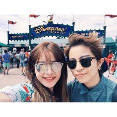 GilenChi - Travel together ✈️France Disneyland