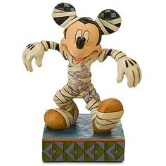 Mummy Mickey Mouse Figurine by Jim Shore
