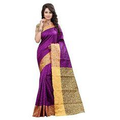 Buy Vaibhav Laxmi Automation Cotton Saree by undefined, on Paytm, Price: Rs.499?utm_medium=pintrest