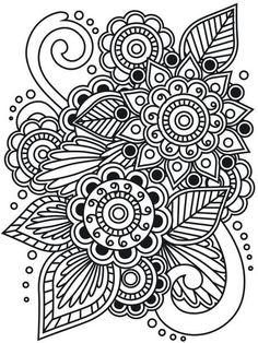 Henna patterns...