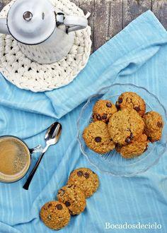 Estas cookies llevan dos ingredientes que me gusta mucho utilizar: la calabaza y la avena.No tienen nada que ver con las de compra, ...
