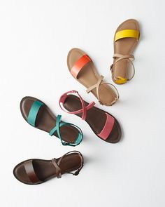 Romana Italian Leather Sandals