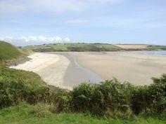 Inchydoney beach, west cork Ireland