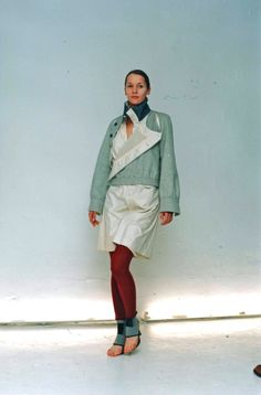 Lutz Huelle Fall/Winter 2000 'The Debut' Photo : Wolfgang Tillmans