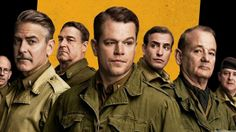 Watch The Monuments Men Full Movie Streaming Online Free (2014) 1080p HD