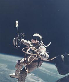 James McDivitt First US Spacewalk