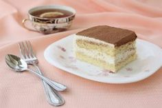 Czech Recipes, Ethnic Recipes, Holidays And Events, Vanilla Cake, Sweet Recipes, Tiramisu, Cheesecake, Deserts, Good Food