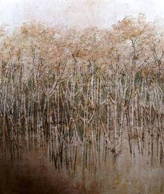 Carlo Mattioli (1911 – 1994)  Birnam Wood, 1980