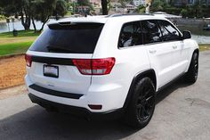 2012 Jeep Grand Cherokee WK2 Exterior Jeep Srt8, Jeep Wrangler Lifted, Lifted Jeeps, Jeep Wranglers, Subaru Tribeca, Trash Can For Car, 2012 Jeep, Suv Cars, Jeep Accessories