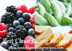 Clean Eating Dinner Ideas // Clean Eating Recipes // Eat Clean Get Lean #cleaneating #eatclean #healthyrecipes