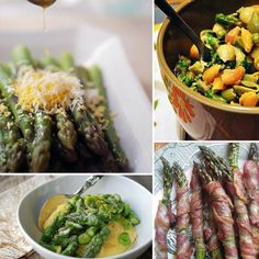 Lots of fresh summer/spring recipes for my favorite vegetable! YUM!