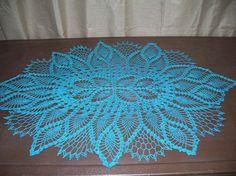 Pretty Photo of Crochet Oval Pattern Crochet Thread Patterns, Crochet Table Runner Pattern, Scarf Patterns, Crochet Diagram, Crochet Motif, Crochet Home, Diy Crochet, Rambler Rose, Crochet Dollies