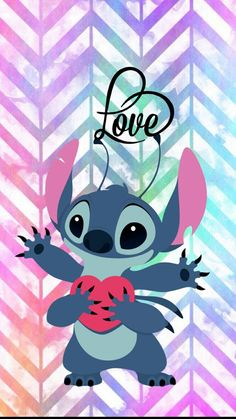 Disney wallpaper, disney pixar, disney characters, stitch and angel, lilo a Lilo And Stitch Quotes, Lilo Et Stitch, Disney Clock, Disney Art, Disney Pixar, Disney Phone Wallpaper, Wallpaper Iphone Cute, Disney Drawings, Cute Drawings