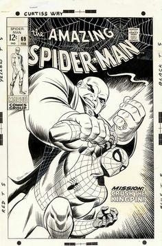 John Romita Sr. - Amazing Spider-man