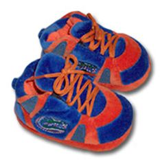 NCAA Florida Gators Baby's First Slippers