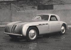 Maserati A6 1500 Berlinetta Speciale, design Pininfarina (1947) – Happy Anniversary, Maserati!