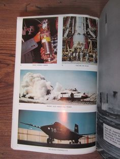 Vintage Book; Man In Space, Science Program - RARE Unused Stickers & Poster!! | eBay