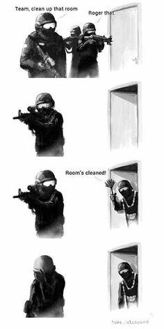 Counter strike mahem