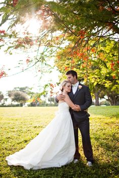 Our wedding! So cool! Wed: Katie & Nick at the National Croquet Center