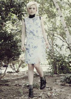 #EmilyKinney photographed by Stefano Ortega for Monrowe Magazine 2016