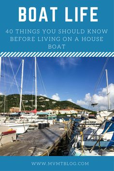 Living on a house boat was one of the most unique and fun accommodation experiences we've had! Although you will have to rough it out a bit, the fun greatly outweighs any inconvenience. To ensure you have the most fun, we've put together this list of 40 t