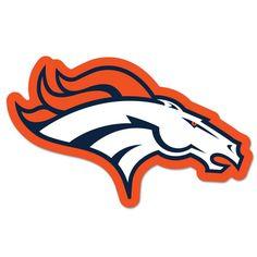 Denver Broncos Logo on the GoGo