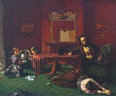 Augustus Egg (1816–1863) est un peintre britannique de l'époque victorienne.