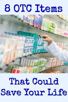 In preparation for a medical emergency there are some fairly inexpensive OTC ite. - In preparation for a medical emergency there are some fairly inexpensive OTC items that could poten -