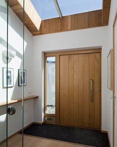 porte dentre design moderne contemporain sur mesure deux 2 vantaux avec panneaux latrales portes blindes pinterest - Porte D Entree Design