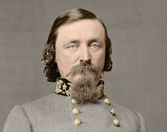 George Edward Pickett (January 16, 1825 – July 30, 1875) was a career United States Army officer who became a general in the Confederate States Army during the American Civil War. He is best remembered for his participation in the futile and bloody assault at the Battle of Gettysburg that bears his name, Pickett's Charge.
