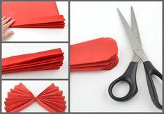 no: Store pomponger av silkepapir Scissors, Store, Tips, Larger, Bicycle Kick, Shop, Counseling