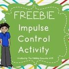 Freebie: This activity is a fun warm up to help children work on impulse control and flexibility.  I made visuals for the night/day activity from Brain Rule...